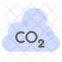 Co Ecology Cloud Icon