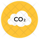 Co 2 Carbon Dioxide Co 2 Emission Icon