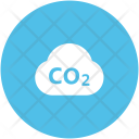 Co 2 Formula Carbon Icon