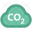 Co 2 Formula Carbon Icon