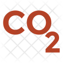 Co 2 Formula Emission Icon