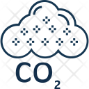 Co2 Formula Icon