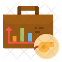 Coach Business Whiteboard Icon