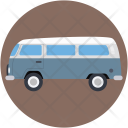 Coach Bus Tour Icon