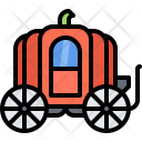 Coach Pumpkin Magic Icon