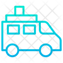 Bus Coach Coach Bus Icon