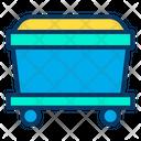 Mining Mining Cart Cart Icon