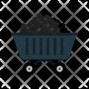 Coal Mine Dig Icon