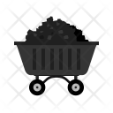 Coal Mine Trolley Icon