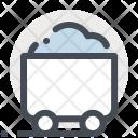 Coal Trolley Buggy Icon