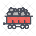 Coal Container Coal Transport Container Icon