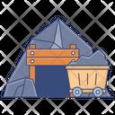 Colliery Coal Mining Coal Mine Icon