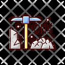 Coal Mining Air Icon
