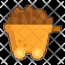 Coal Miningcoal Mining Icon