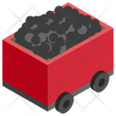 Coal Trolley Icon
