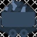 Coal Trolley Icon