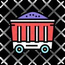 Coal Wagon Icon