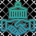 Coalition government Icon