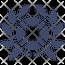 Coast Guard Badge Icon