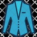 Cardigans Fashion Rain Coat For Men Fashion Woolen Windbreaker Icon