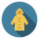 Coat Cloth Wear Icon