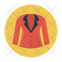 Coat Cloth Shopping Icon