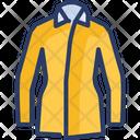 Clothes Coat Jacket Icon