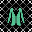 Coat Cloth Garment Icon