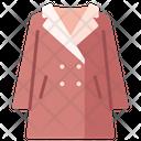 Coat Suit Winter Icon