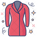 Long Shirt Jersey Sweater Icon