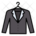 Coat Laundry Clothes Icon