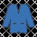 Coat Cloth Laundry Icon