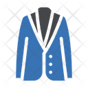 Coat Cloth Wear Icon