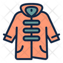 Winter Clothing Accessories Icon
