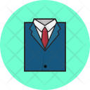 Coat Business Tool Icon