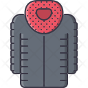 Coat Fur Clothes Icon