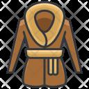 Coat Tie Icon
