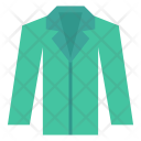 Coat Cloth Dress Icon