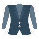 Coat Dress Cloth Icon