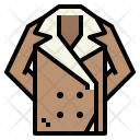 Coat Fashion Winter Icon