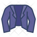 Clothes Fashion Coat Icon