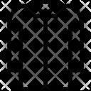 Coat Clothing Shop Icon