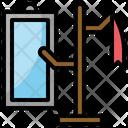 Coat Hanger Hanger Decorative Icon
