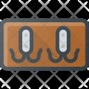 Coat Rack Furniture Icon