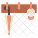 Coat Rack Clothes Rack Icon