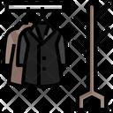 Coat Rack Hat Rack Hat Stand Icon
