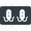 Coat Rack Hanger Icon
