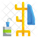 Coat Stand Coat Stand Icon
