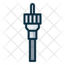 Coaxial Cable Icon
