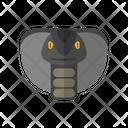 Cobra Snake Animal Icon